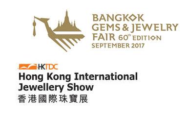Ювелирные выставки в Бангкоке 2017 в Таиланде и Гонконге